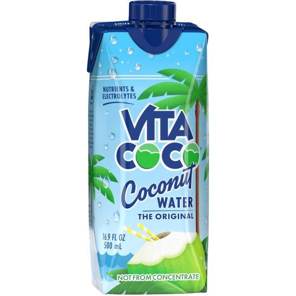 Vitaco 100% Coconut Water 16.9oz thumbnail