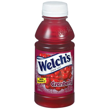 100% Cran Juice Cktl Welch 24ct thumbnail