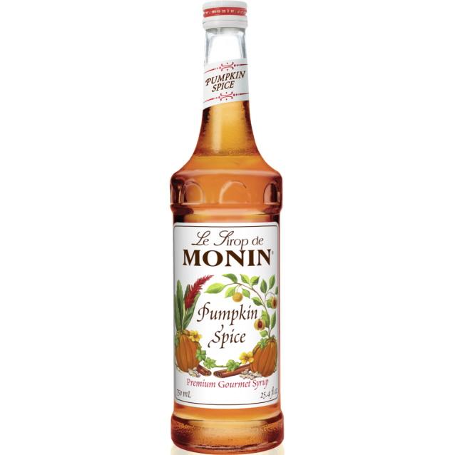 Monin Syrup Pumpkin Spice 25.4oz thumbnail