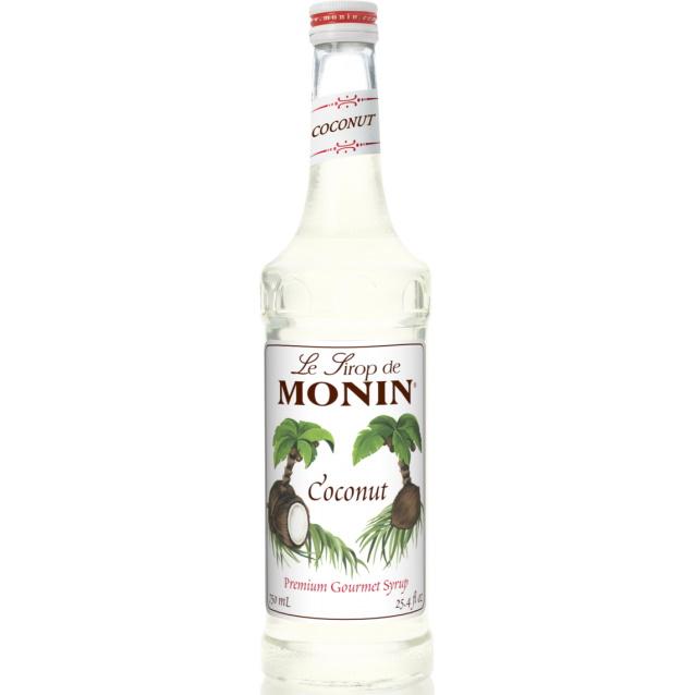 Monin Syrup Coconut 25.4oz thumbnail