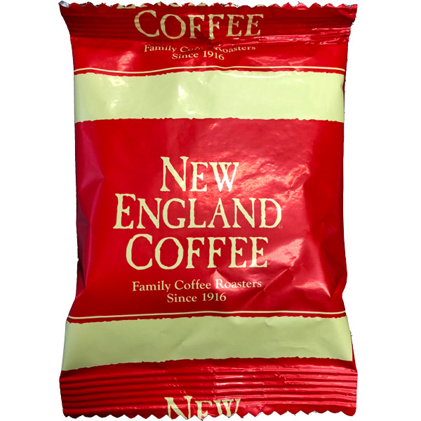 New England Coffee City Roast 42/2.25oz Frac Packs thumbnail