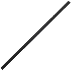 "Stir Stick 5"" Plastic Black thumbnail"
