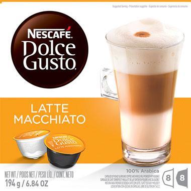 Dolce Gusto Latte Macchiato 16ct thumbnail