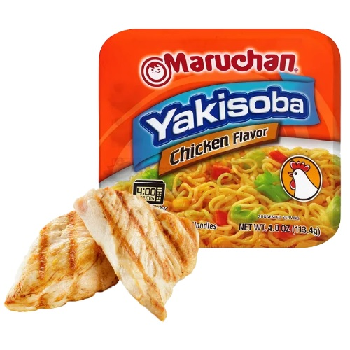 Maruchan Yakisoba Chicken thumbnail