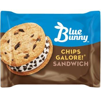 Blue Bunny Chips Galore Sandwich thumbnail