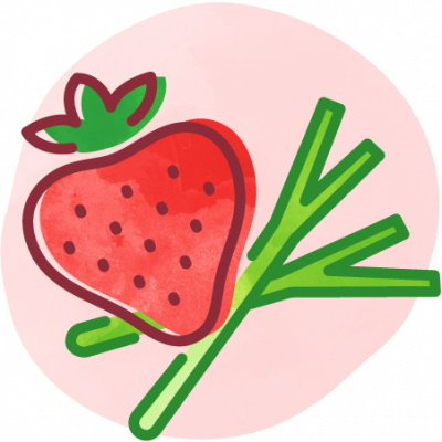 Bevi Strawberry Lemongrass thumbnail