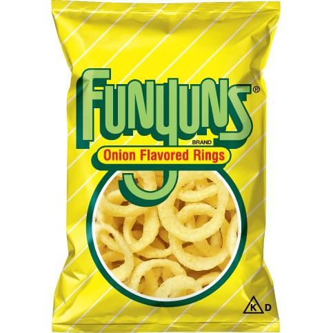 LSS Funyuns Onion Flavor Snacks thumbnail