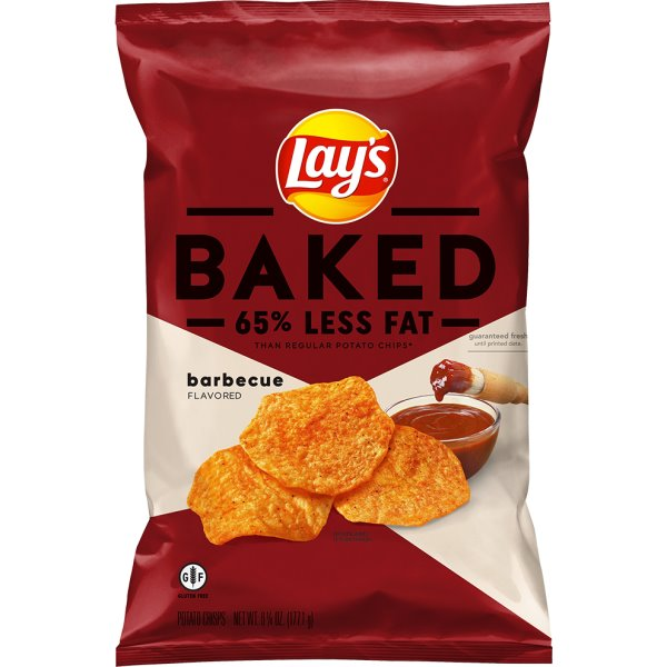 LSS Lays Baked BBQ thumbnail