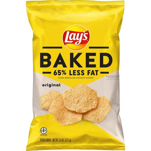 Baked Lays Crisps Regular LSS thumbnail