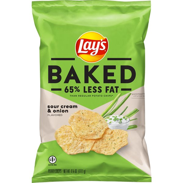 LSS Lays Baked Sour Cream and Onion thumbnail