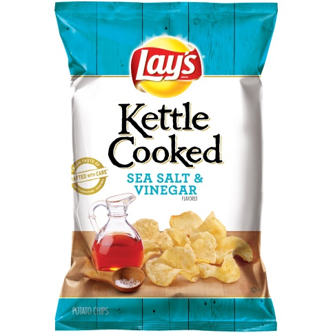 LSS Lays Kettle Sea Salt & Vinegar thumbnail