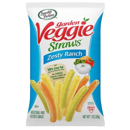 LSS Veggie Straws Zesty Ranch thumbnail