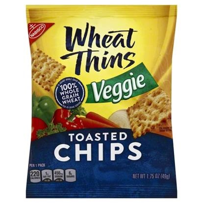 LSS Wheat Thin Toasted Veggie Chips thumbnail