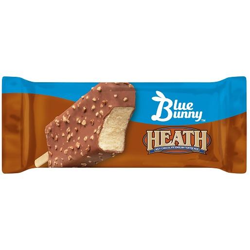 Blue Bunny Heath Ice Cream Bar thumbnail