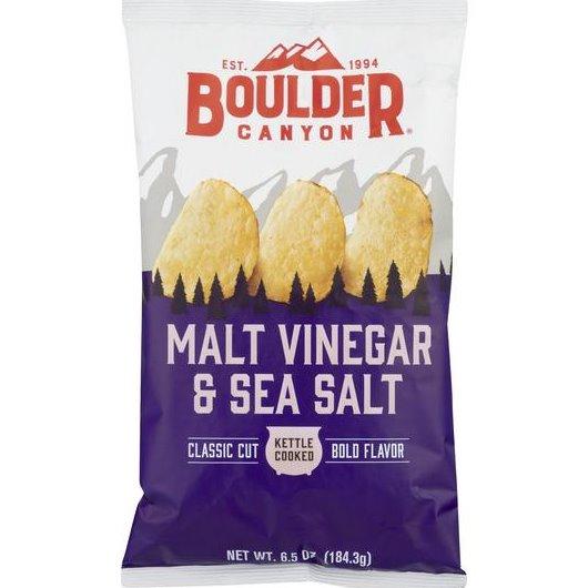 Boulder Canyon Malt Vinegar & Sea Salt thumbnail