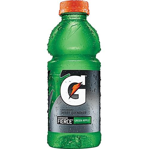 Gatorade Fierce Green Apple 20oz thumbnail