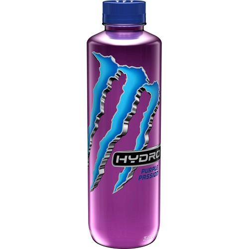 Monster Hydro Purple Passion 25.4 oz thumbnail