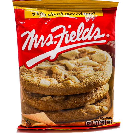 Mrs. Fields White Chunk Macadamia Cookie thumbnail