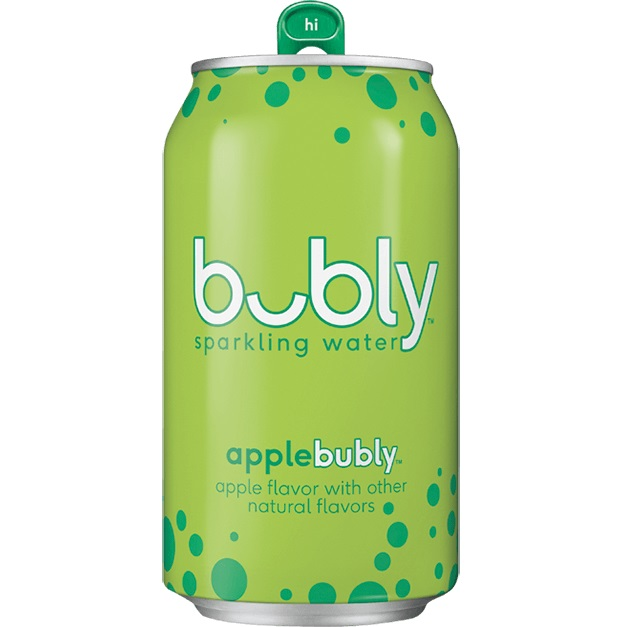 Bubly Apple 12oz thumbnail