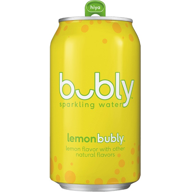Bubly Lemon 12oz thumbnail