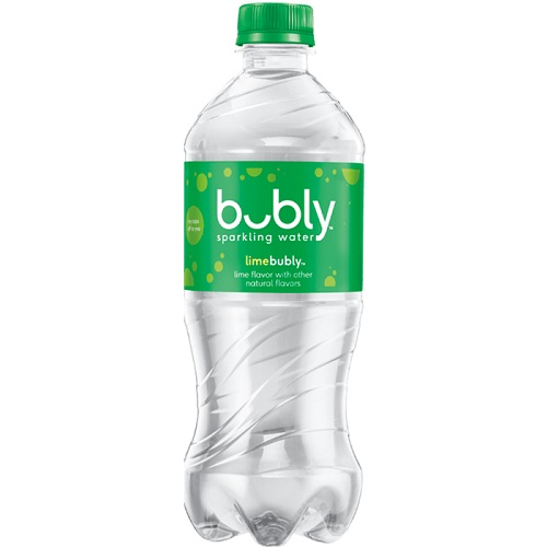 Bubly Water Lime 20oz thumbnail
