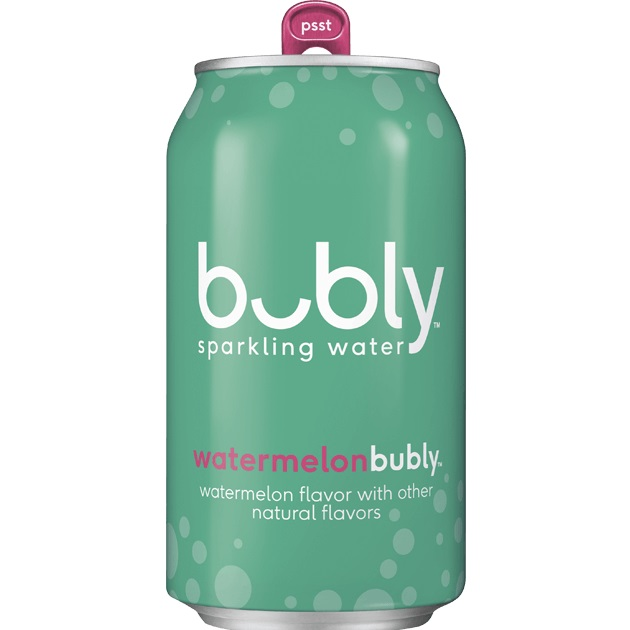 Bubly Watermelon 12oz thumbnail