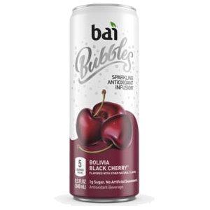 BAI Bubbles Bolivia Black Cherry 12oz thumbnail