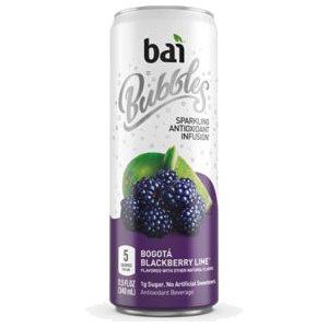 BAI Bubbles Bogota Blackberry Lime 12oz thumbnail