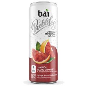 BAI Bubbles Jamaica Blood Orange 12oz thumbnail