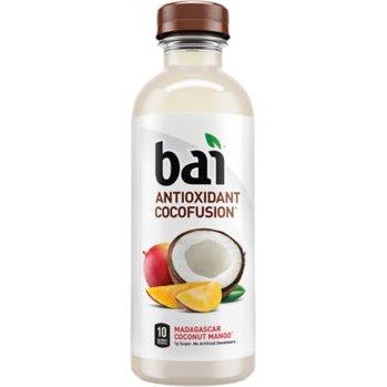 BAI Cocofusions Madagascar Coconut Mango 18oz thumbnail