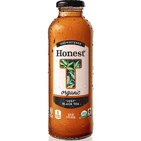 Honest Tea Just Black Tea 16.9oz thumbnail