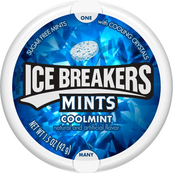 Ice Breakers Coolmint Mints thumbnail