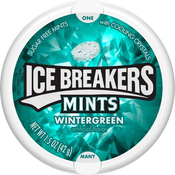 Ice Breakers Wintergreen Mints thumbnail