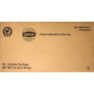 Lipton 3oz/3gal Tea Bag thumbnail