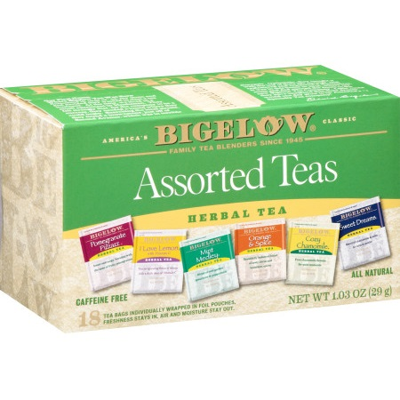 Bigelow 6 Flavor Herbal Assorted thumbnail