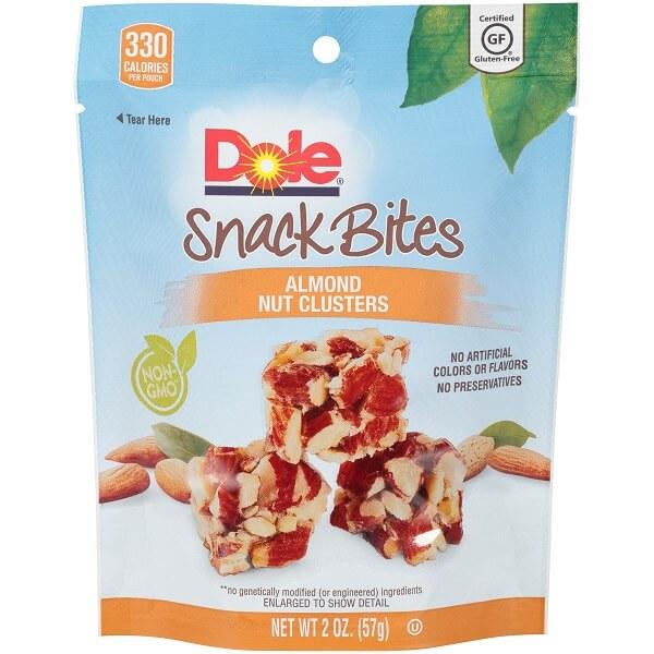Dole Snack Bites Almond thumbnail
