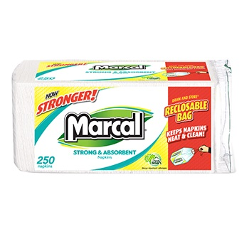 Marcal Luncheon Napkins 2400ct thumbnail