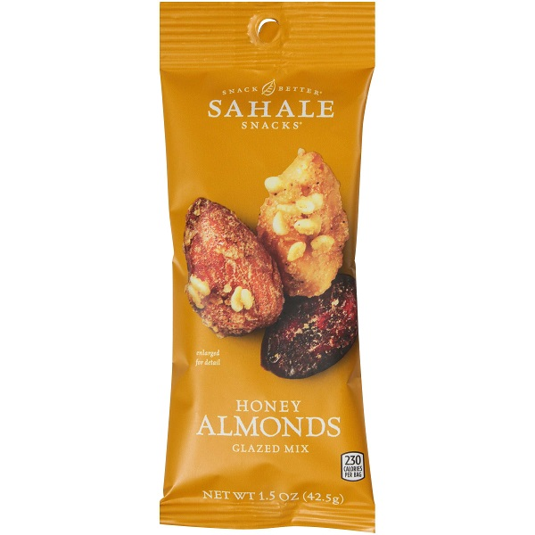 Sahale Honey Almonds thumbnail