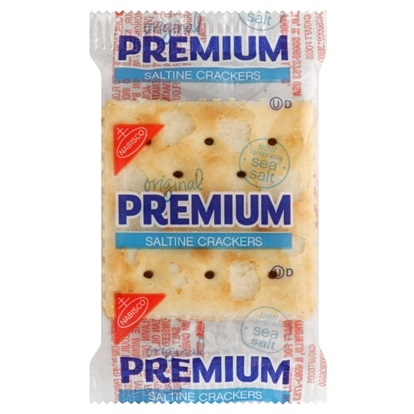 Premium Saltine Crackers 2pk thumbnail