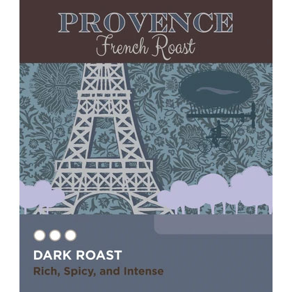 Wolfgang Puck Ground Provence French Roast Frac Pack 2.0oz thumbnail