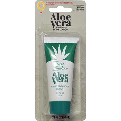 Aloe Vera Lotion .75oz thumbnail
