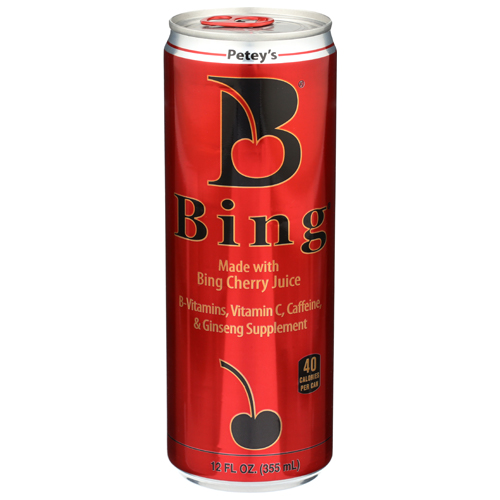 Bing Energy Cherry 12 oz thumbnail
