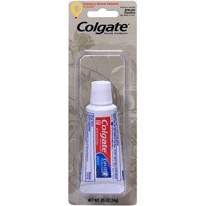 Colgate Toothpaste .85oz thumbnail