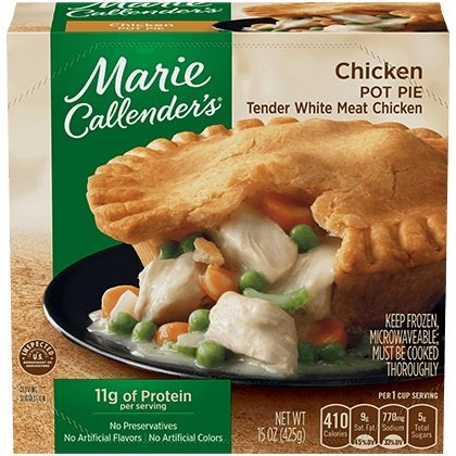 Marie Callendar Chicken Pot Pie thumbnail
