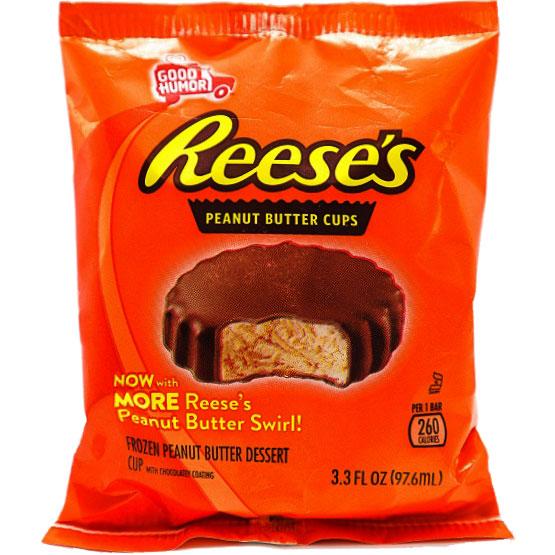 Reese's Ice Cream Bar 3.3oz thumbnail