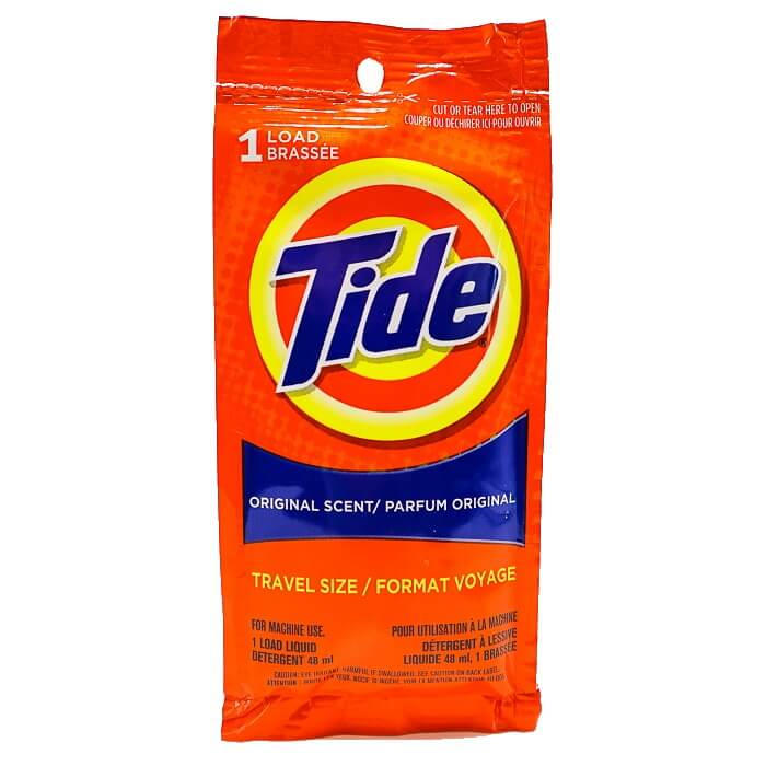 Tide Liquid Detergent - 1 use travel size thumbnail