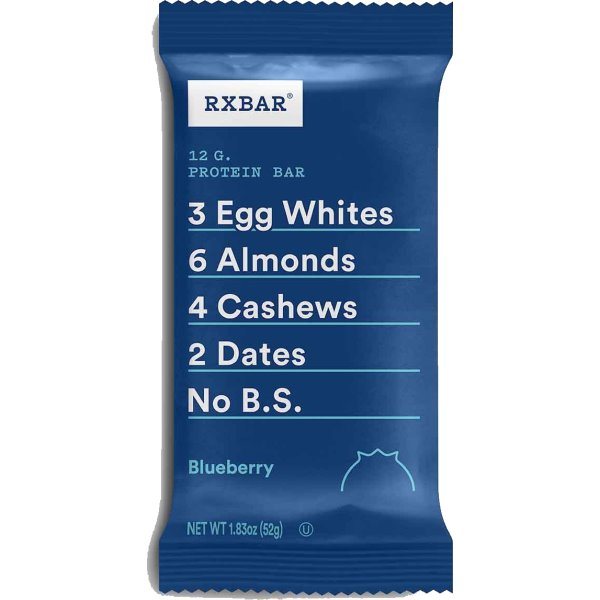 RxBar Blueberry thumbnail