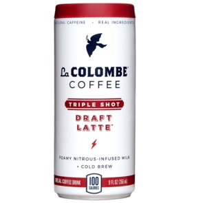 La Colombe Draft Triple Latte 9oz thumbnail