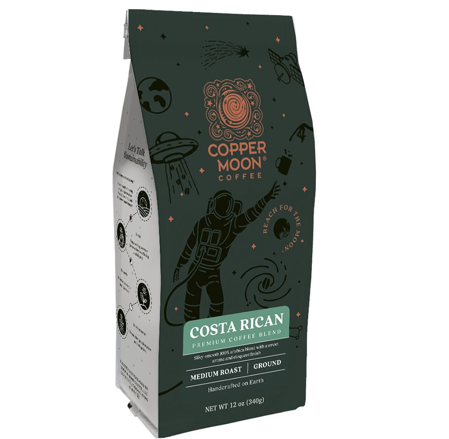 Coppermoon Costa Rican 12oz thumbnail