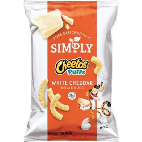 LSS Cheetos Puffs White Cheddar thumbnail